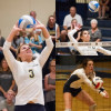 Volleyball: Lady Mustangs Sweep Weekly Conference Honors