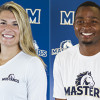 2 from The Master's Are Weekly Conference Standouts