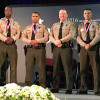 Sheriff Bestows 35 Valor Awards; Event Dedicated to Slain Officer