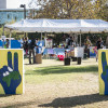 Students at CSUN Participate in America Recycles Day