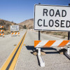 County Closes Some Canyon Roads Due to Storm
