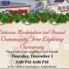 Dec. 1: Valencia Marketplace Tree Lighting Ceremony