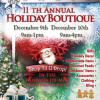 Dec. 9, 10: VHS Choir Hosts Holiday Boutique