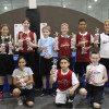 Youth Basketball Skills Challenge Generates Food Pantry Donations