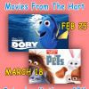 'Movies from the Hart' Coming to Hart Park