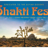 May 12-14: Shakti Fest in Joshua Tree National Park
