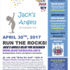 Jack's Angels Foundation Celebrates Knight's National DIPG Awareness Resolution