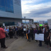 Education Summit Draws Affordable Care Act Repeal Protestors