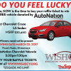 AutoNation Donates Car to WiSH Education Foundation