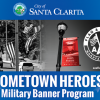 May 5: Memorial Day Hometown Heroes Banner Order Forms Due