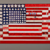 April 3-July 20: New City Hall Exhibit 'Stars and Stripes Imagined' on Display