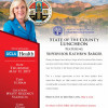 May 11: Barger Holds First State of the County Luncheon