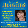 April 12: New Heights Workshop to Focus on Marketing Tips for Indie Filmmakers