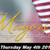 May 4: Mayor's Prayer Breakfast to Feature Sam Sorbo