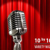 May 4: The MAIN Hosts the '10 by 10′ Variety Show