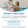 April 29: Henry Mayo Collecting Teddy Bears for Children in ER