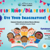 April 29: Dia De Los Ninos, Libros at CC Library