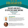 July 12: New Heights Discusses Effective Grant Writing