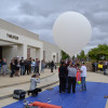 West Ranch Astronomy Students Launch High-Altitude Balloon