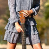 Savannah Burrows, Double Wide Bring Country to Central Park