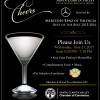 SCV Chamber Mixer at Mercedes-Benz Doubles as Pet Adoption Event
