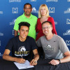 Mustang Cross Country Inks 4 Runners for 2017 Campaign
