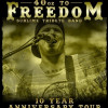 August 19: 40 Oz. to Freedom Rocks Central Park