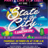 Oct. 26: State of the City 30th Anniversary Luncheon