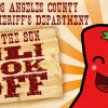 October 14: 'Fun in the Sun' Chili Cook Off for Special Olympics