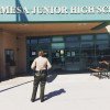 Natalie Hidalgo New School Resource Deputy in Canyon Country