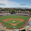 Dodgers Honor Kirk Gibson Homerun with Seat in Right Field Pavilion