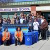 Santa Clarita, LA County Celebrate School Recycling Push