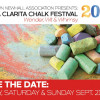 Organizations, Local Artists Taking Part in This Weekend's Chalk Art Festival