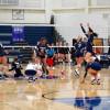 TMU Women's Volleyball Wins GSAC Tourney Title, Earns NAIA Bid
