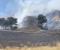 Fire Near Calgrove Boulevard, I-5 Held to 7 Acres