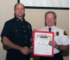 Onetime Newhall Firefighter, Now Captain, Honored for 100th CERT Class