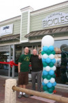 Newhall Bike Shop, Winery Get a Facelift