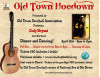 April 21: Old Town Hoedown in Old Town Newhall