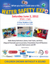 June 2: Water Safety Expo at Fire Station 126
