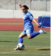 Hat Trick Gives Blue Heat a 4-1 Win to Close Season