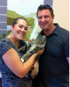 Lost 2 Years, Couple's Cat Shows Up at Castaic Shelter