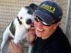 Sept. 29: Volunteers Kennel Up for Dog Rescue Benefit
