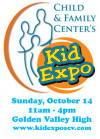 Oct. 14: Fun for the Whole Family at Kid Expo 2012