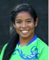 Lady Mustangs' Goalkeeper is Conference Defensive Player of Week