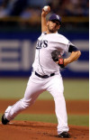 Ex-Hart Pitchers Shields, Montgomery Switch Teams in 7-Player Trade