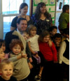 Wilk Visits Valencia KinderCare
