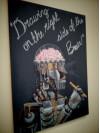 Mall Installation Spotlights Art from Newhall Teens