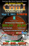 May 2: SCV Realtors Host Charity Chili Cook-off