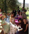 SCVi Charter School Reenacts Civil War at Camulos