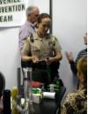 Deputies Talk Teen Issues at Action Forum
